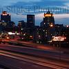 East side of Cincinnati from Mt Adams