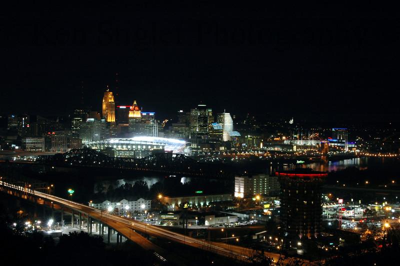 Light up Cincinnati