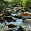 Mountain Stream, Gatlinburg, Tennessee
