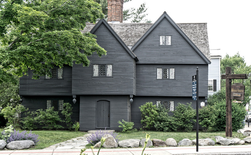 The Jonathan Corwin House, AKA, the Witch House