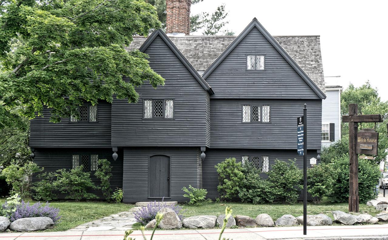 The Jonathan Corwin House, AKA, the Witch House