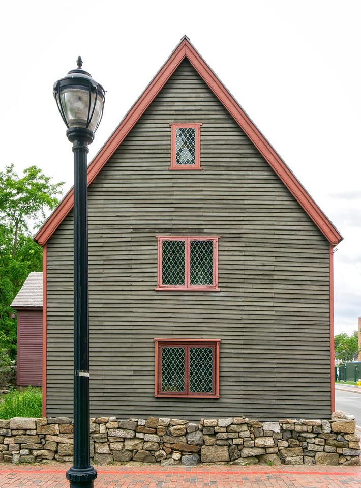 The Pickman house