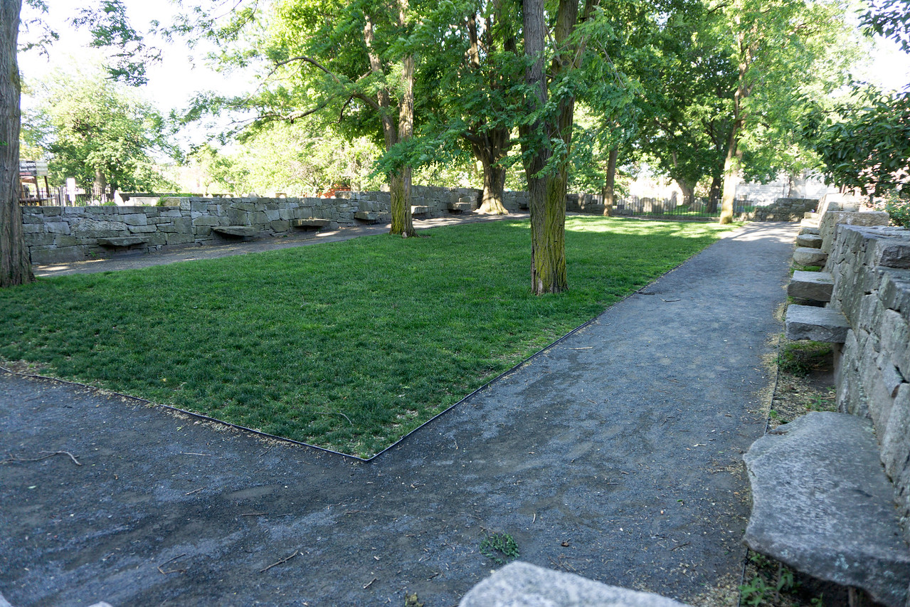Salem Witch Memorial