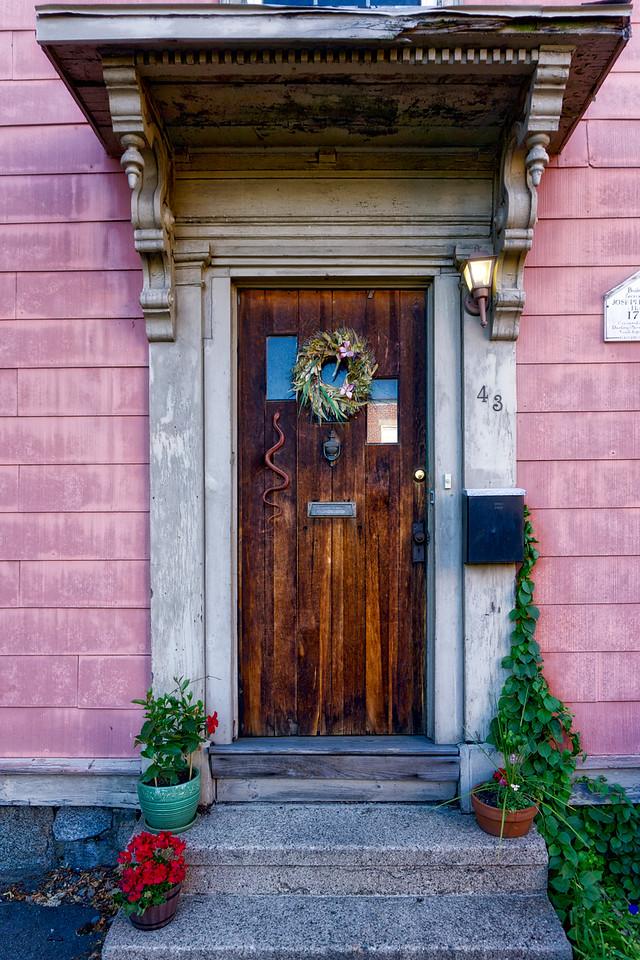 Doors of Salem