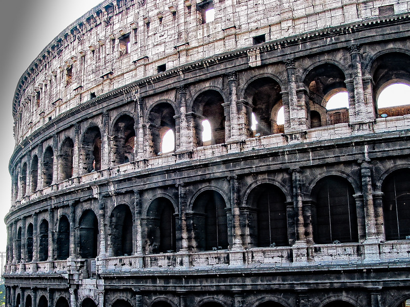 Coleseum in Rome