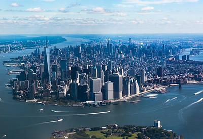 Flyover NYC