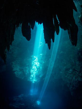 The Pit, Mexico. Photo: Jill Heinerth