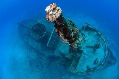 Wrecks. Dominican Republic. Photo: Jill Heinerth