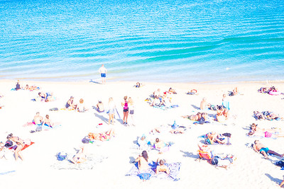 Beachscape I