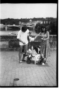 charles bridge puppeteers