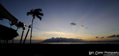 Tiki Maui 2.1:1 ratio