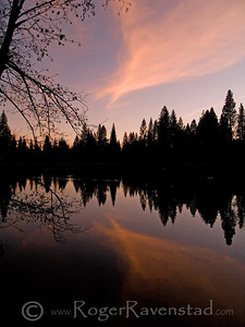 Brentwood Sunset Image I.D. #:  M-08-003