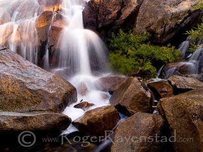 Spring Creek Stanislaus River  Image I.D. #:  M-08-005
