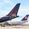 South African Airways at IAD