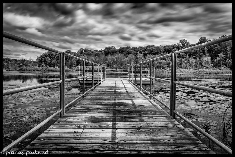 Singer Lake Dock
