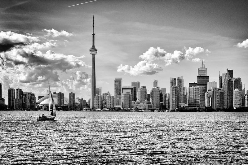 Toronto Skyline 11