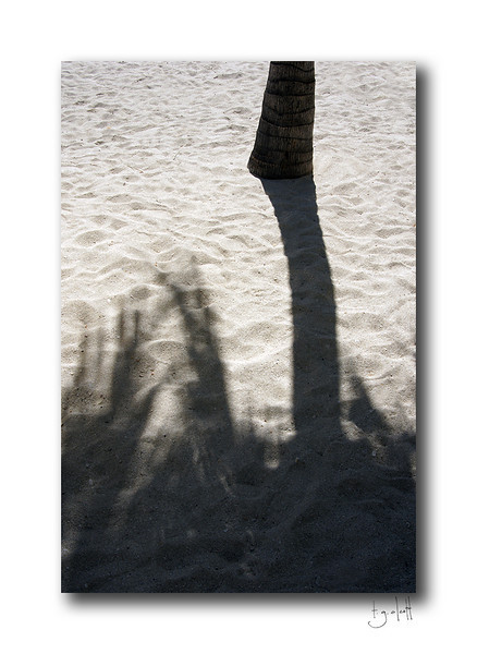 Beach Shadow, Philipsburg, Sint Maarten