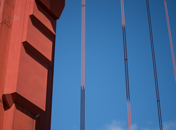 Golden Gate Deconstructed