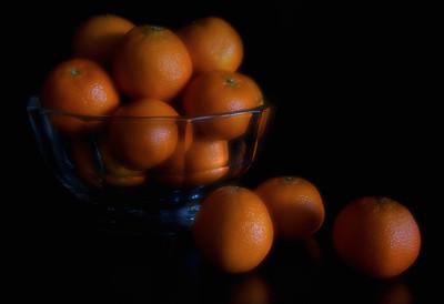 Orange Still Life