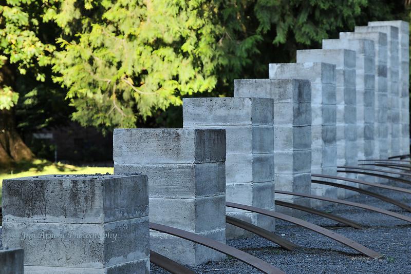 Path / Weg II Abstract Sculpture