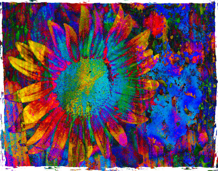 Psychodelic Sunflower copy edge and flat-Edit