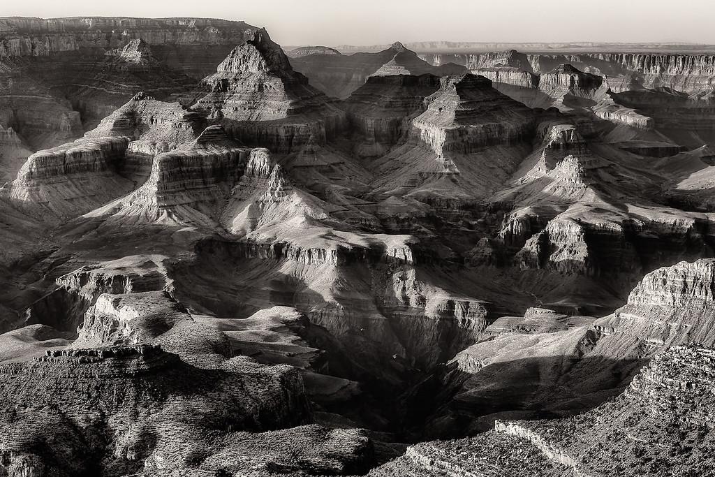 Photograph of Grand View, Grand Canyon, Arizona