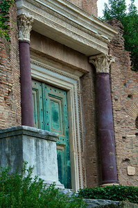 """Rome"" -- Doors and Windows in Spain, Italy and France"
