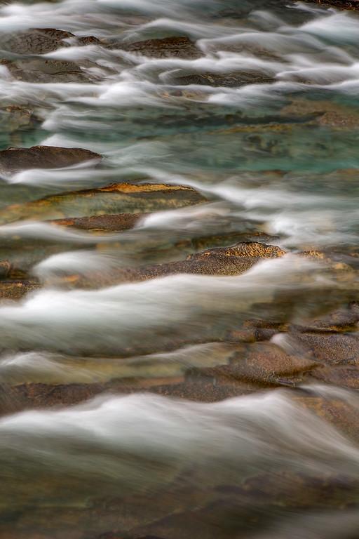 Photograph of River, Glacier National Park, Montana