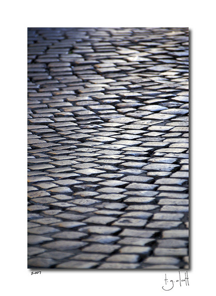 Ancient Street, Rome