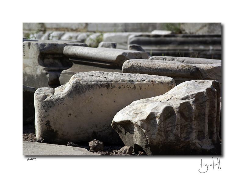 Ruins, The Roman Forum
