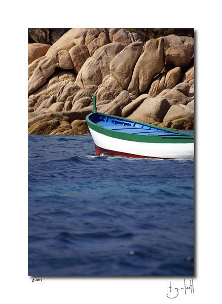 Una Barca, Maddalena Archipelago
