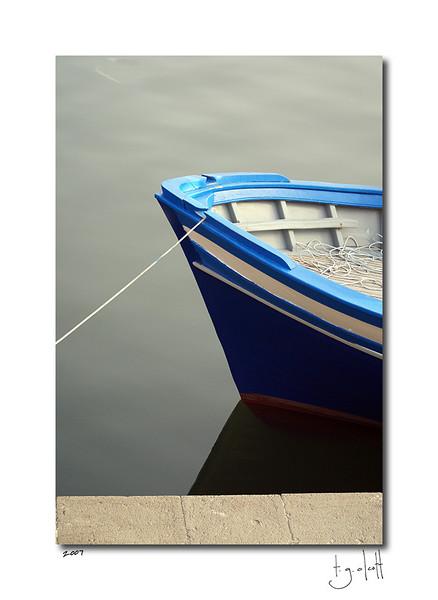 Fishing Boat, Bosa