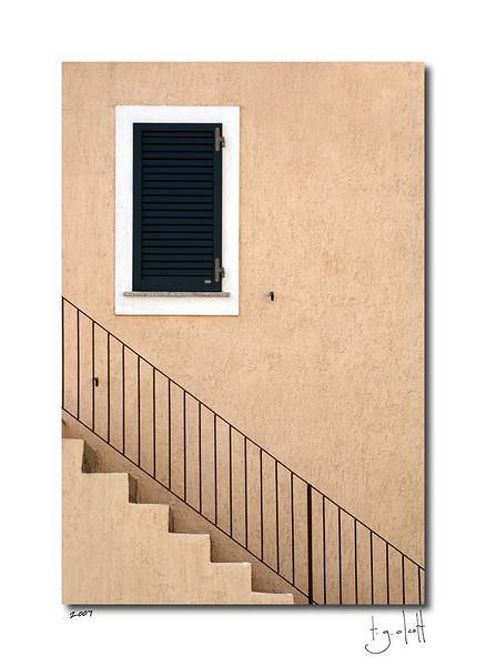 Staircase, La Maddalena