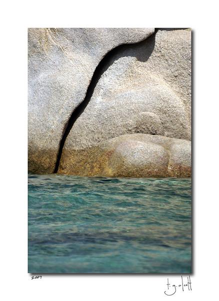 Rocks, Punta Sardegna