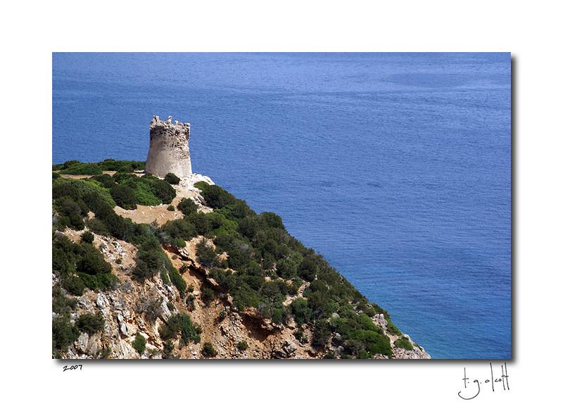 Fortress Ruins, Capo Caccia