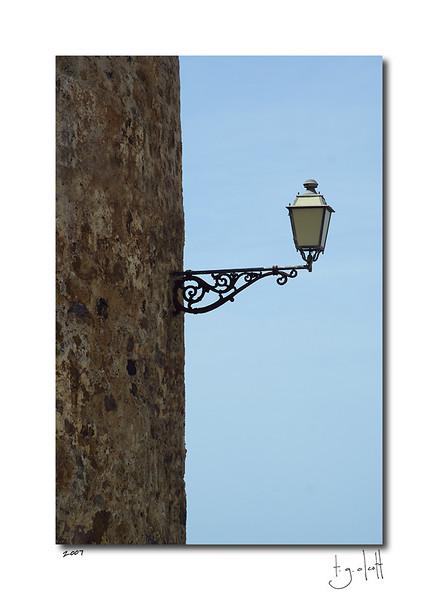 Lantern, Alghero
