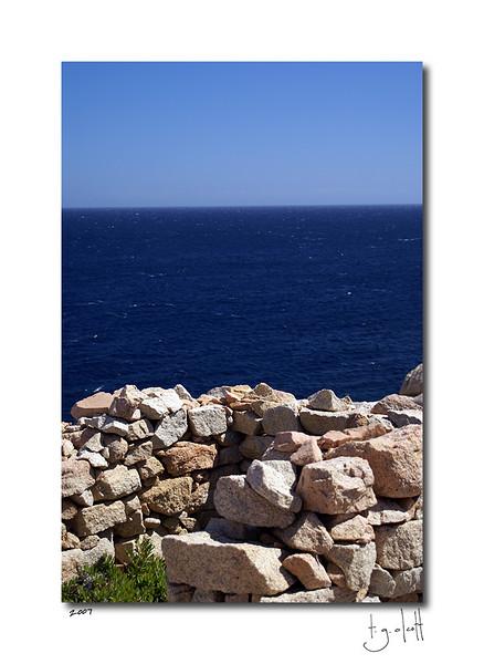 Candeo Fortress, Isola Caprera