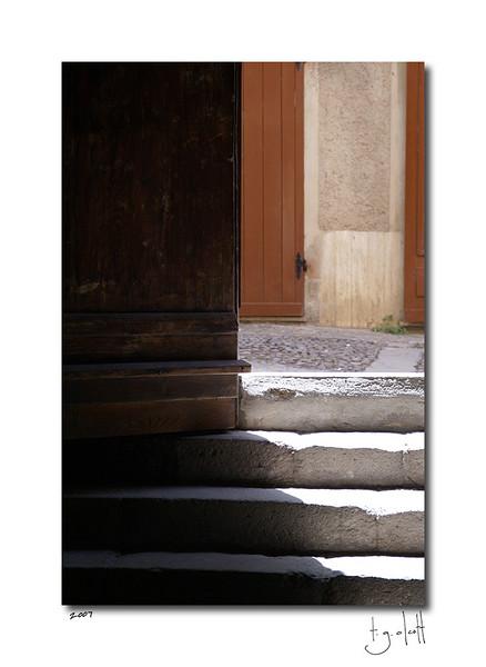 Chapel Steps, Alghero