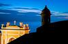 100521 - 1985 Sentry Tower - El Morro Fortress, PR