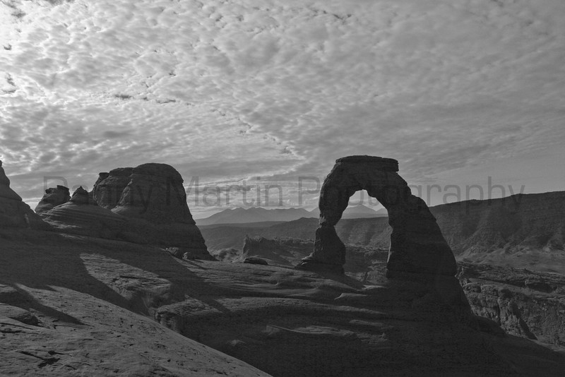 Delicate Arch.  Arches National Park, Utah.