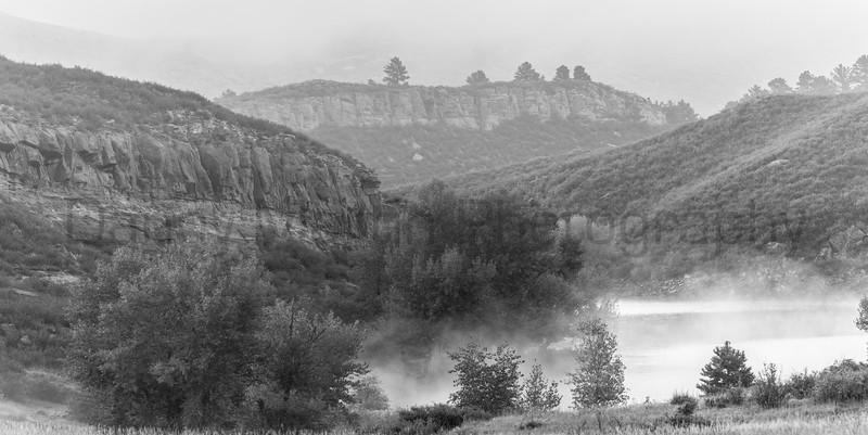 Horsetooth Reservoir<br /> Larimer County, Colorado