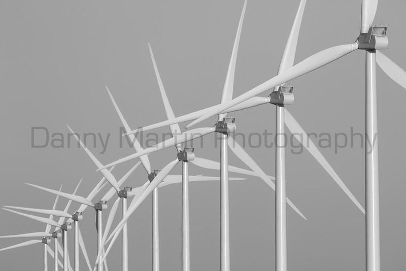 The Bird & Bat Gauntlet - wind turbines