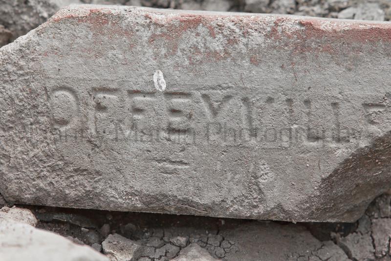 Coffeyville Vitrified Brick<br /> Butler County, Kansas.