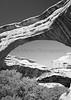 Natural Bridges National Monument.  Utah.