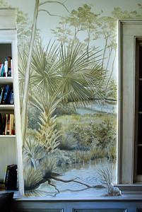Hudson Library Mural