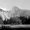 "<font face=""Papyrus"" color=""#5D92B1"" size=""5"">Half Dome</font> Yosemite <font face=""Trebuchet MS"" size ""3""><i>Image I.D. #:  M-06-005</i>"