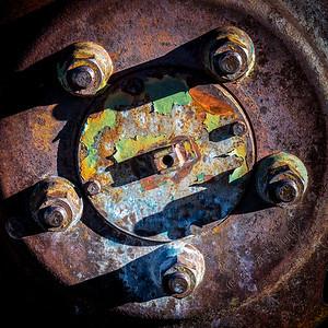 Rusted Hub #1