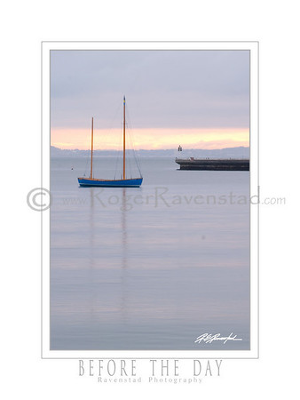"18X24 Poster:  ""BEFORE THE DAY""  $49.95"