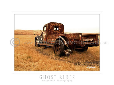"18X24 Poster: ""GHOST RIDER"" $49.95"