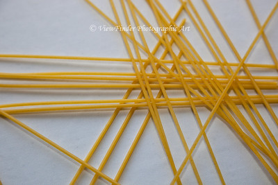 Pasta or Pick Up Sticks... interesting design...